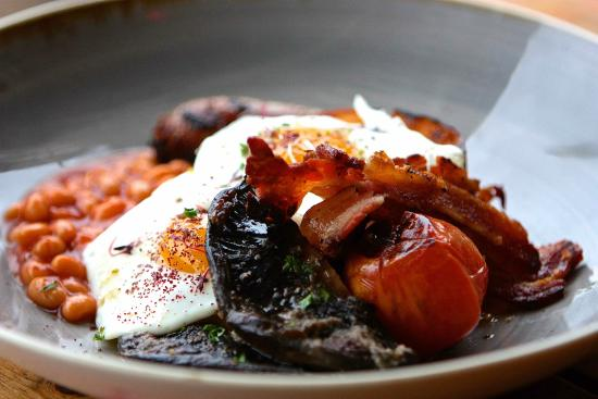 best places for breakfast in brightonLucky Beach Cafe