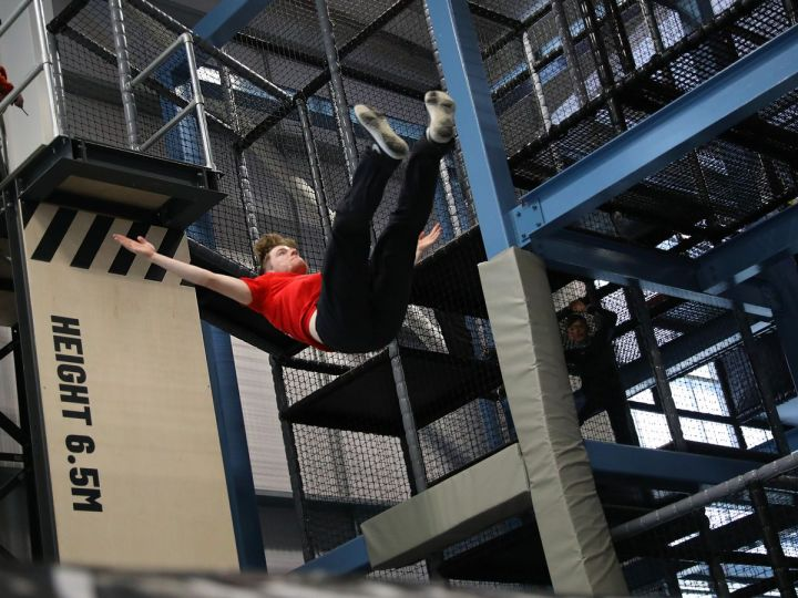 Adult Soft Play Adrenaline Indoors