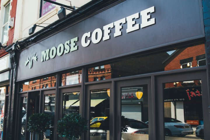 Moose Coffee Brunch Manchester