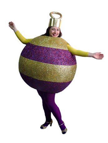Bauble Wacky Christmas Costume