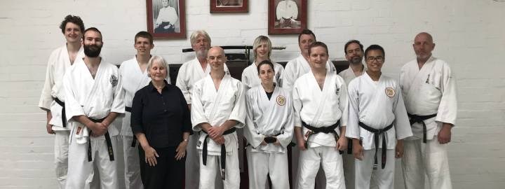 Shudokan Martial Arts School