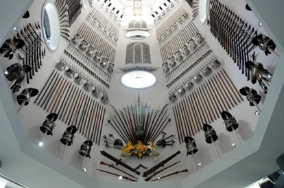 Things to do in Leeds, Royal Armouries
