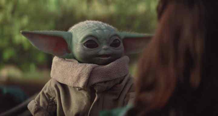 Highlights of 2020 - Baby Yoda