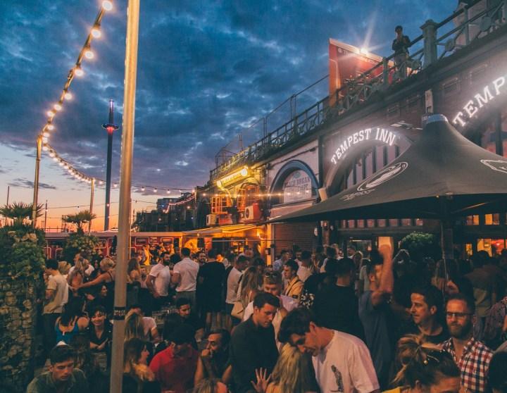 Best Bars in Brighton, The Tempest Inn