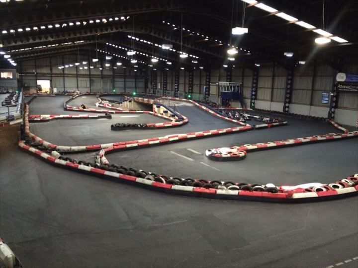 Cheap date nights in Leeds team sport go karting