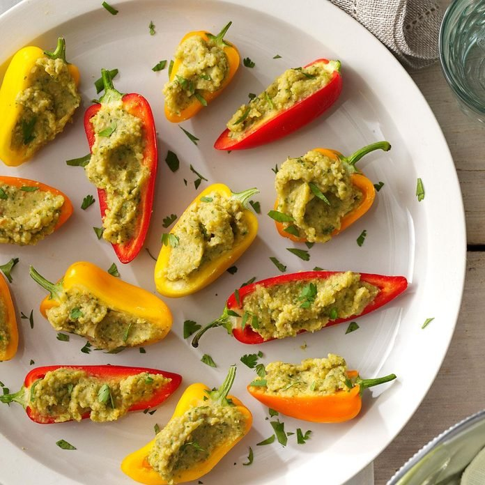 Garbanzo peppers easy recipes