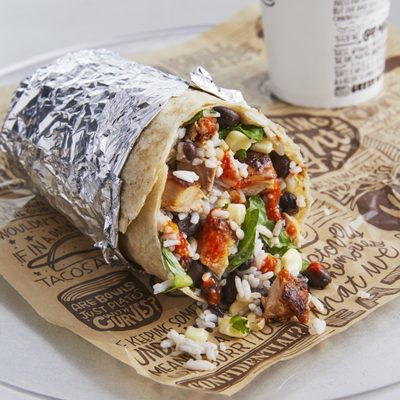burritos in london