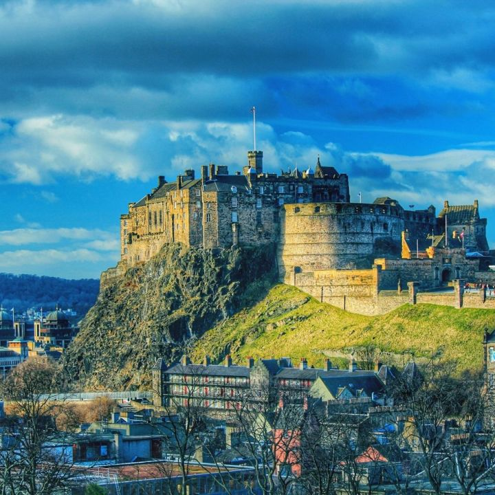 Edinburgh Castle things to do in edinburgh as a student