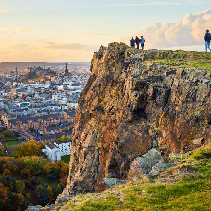 Arthur's Seat things to do in Edinburgh as a student