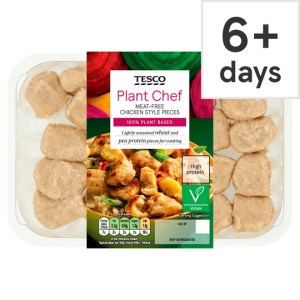Meat Free Chicken Style Pieces
