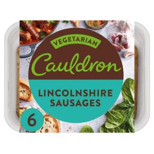 Vegetarian Lincolnshire Sausages