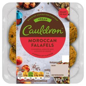 Vegan Moroccan Spiced Falafel's