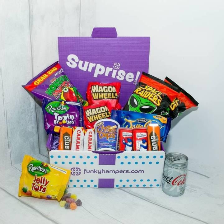 snack box valentine's gifts