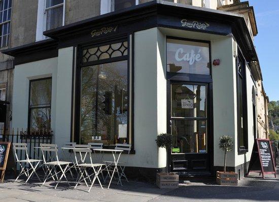 Green Rocket Cafe