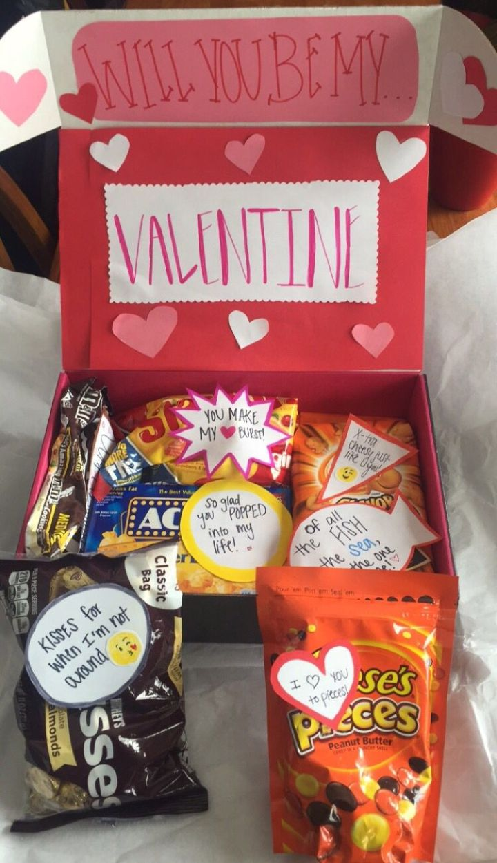 homemade valentine's gifts