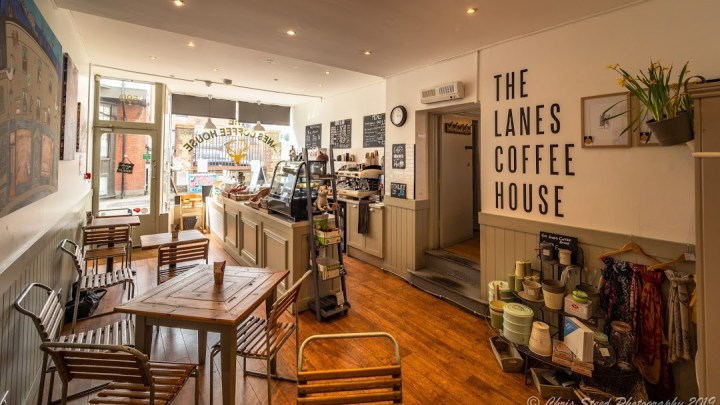 Best coffee shops to do work in Brighton