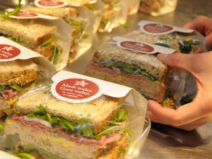 Pret Manager free food