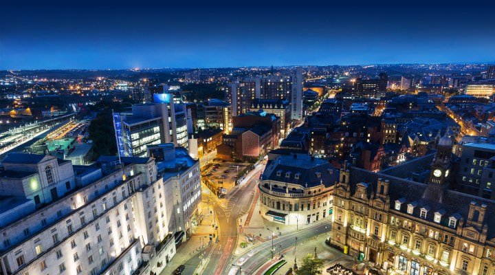 biggest cities in the UK