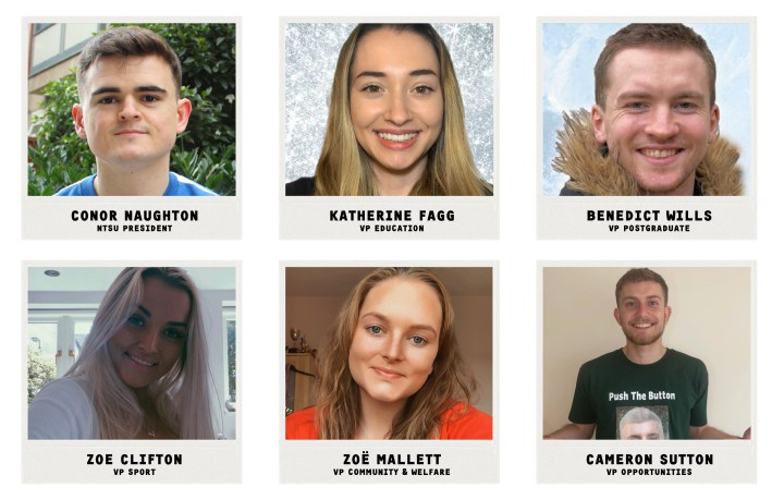 NTSU officer elections