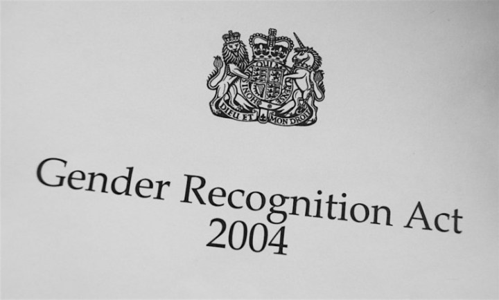 gender recognition act