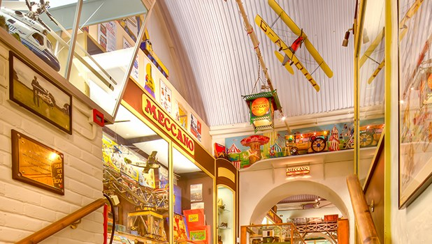 toy and model museum