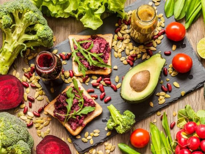 prana cafe vegan restaurant