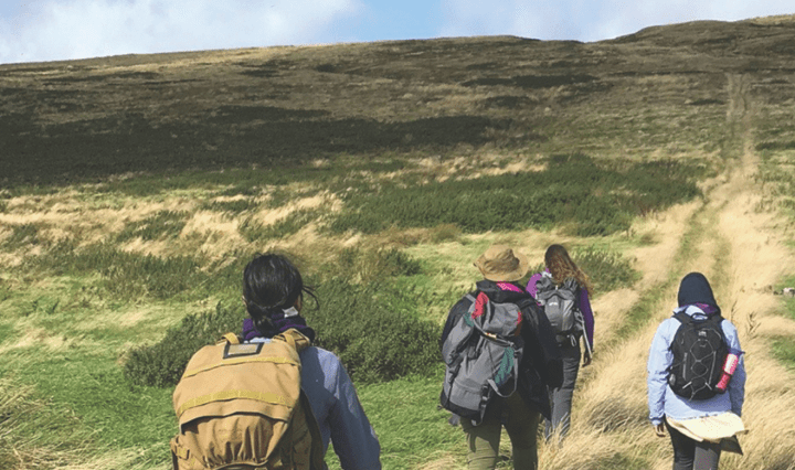 best places to hike in the UK