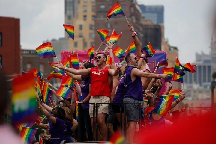 history of pride parades
