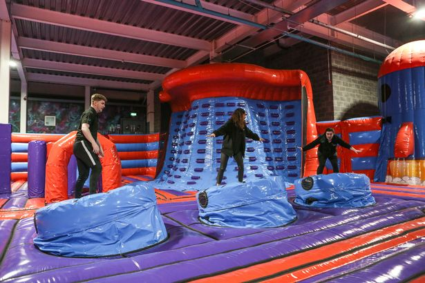 20 things to do in Nottingham - Planet Bounce