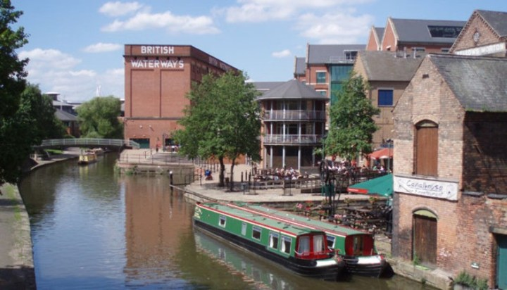 Nottingham canal - 20 best things for students Nottingham
