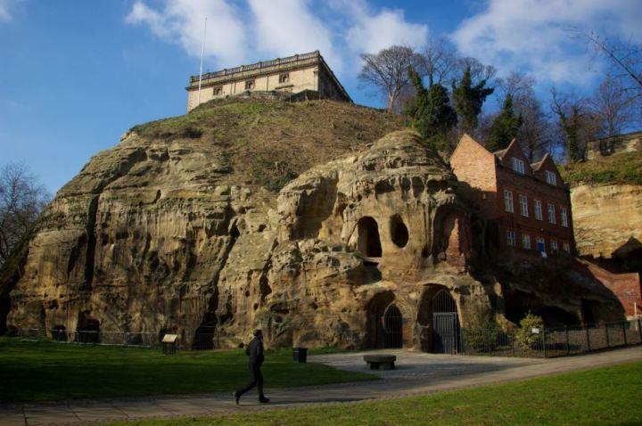 20 things to do in Nottingham - Nottingham castle