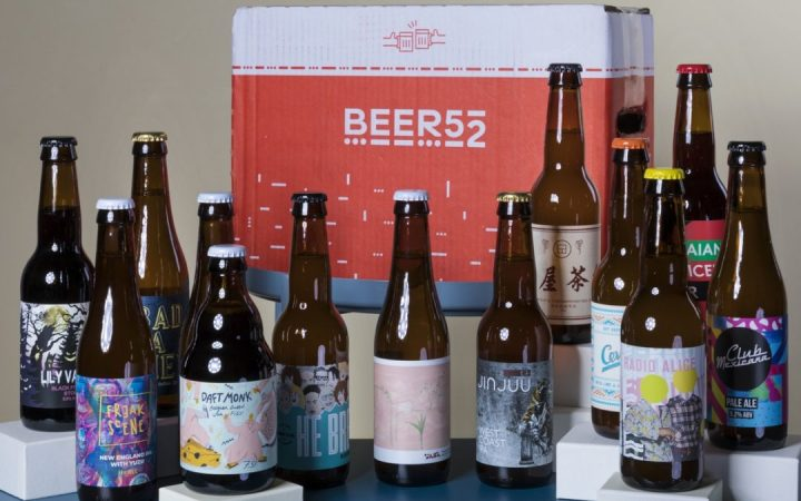Beer52 alcohol delivery