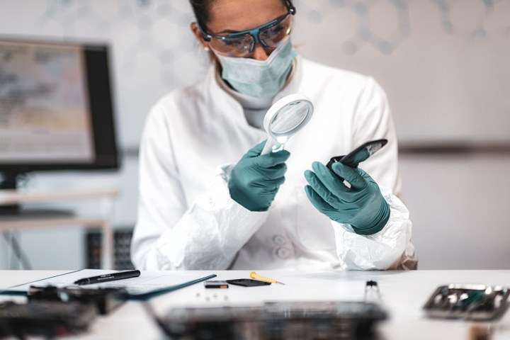 Forensic Scientist job profile