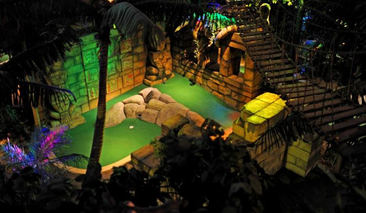 20 places in Nottingham for students - Lost City