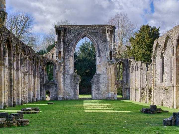 weston point to nettley abbey