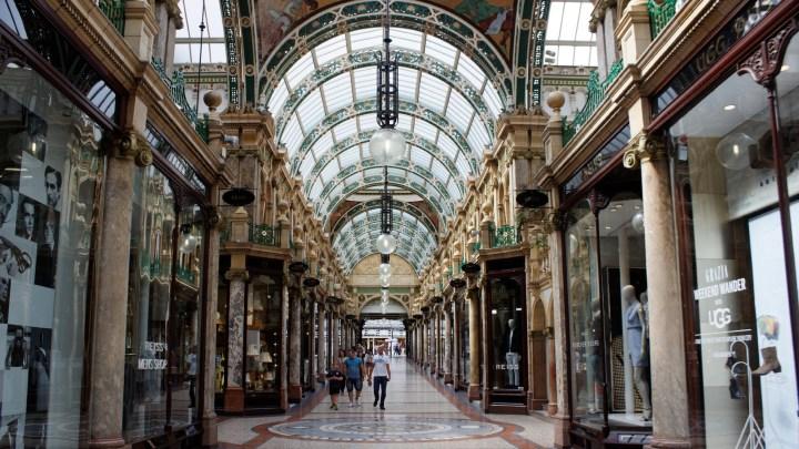 bookshops in leeds