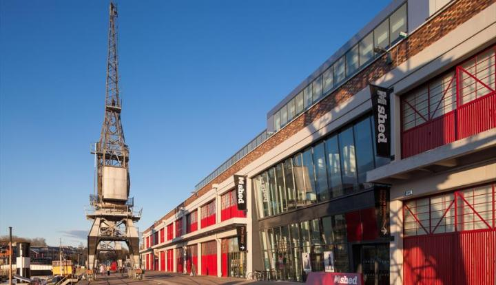 museums in bristol