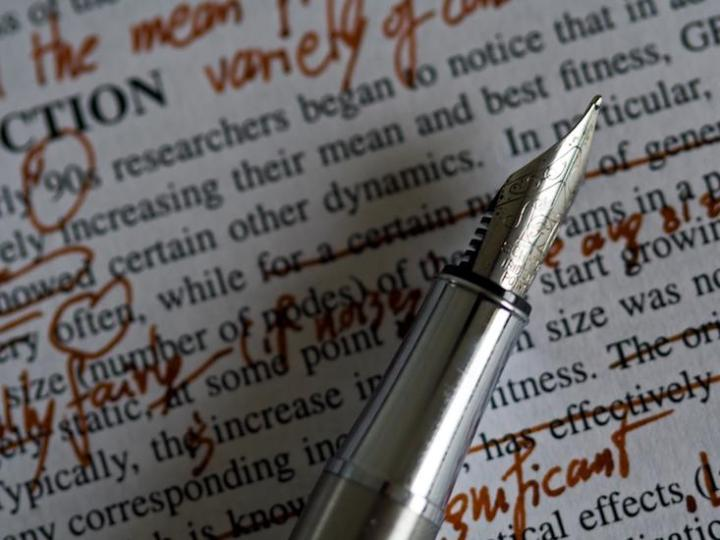 sciene writer job profile