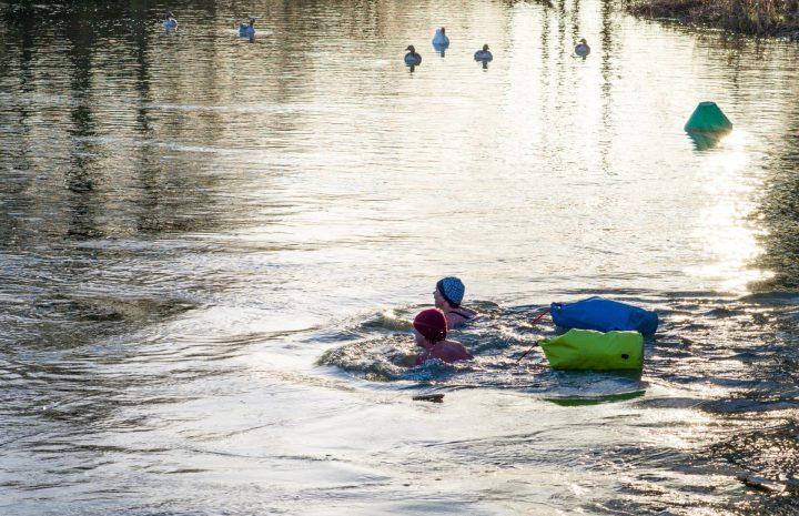 Oxford wild swimming