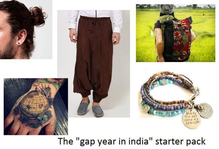 gap year stereotype