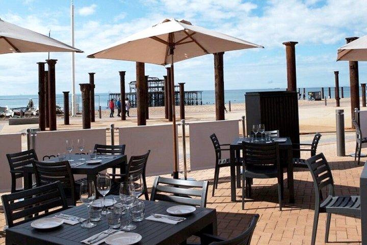 Murmur brighton outdoor restaurant