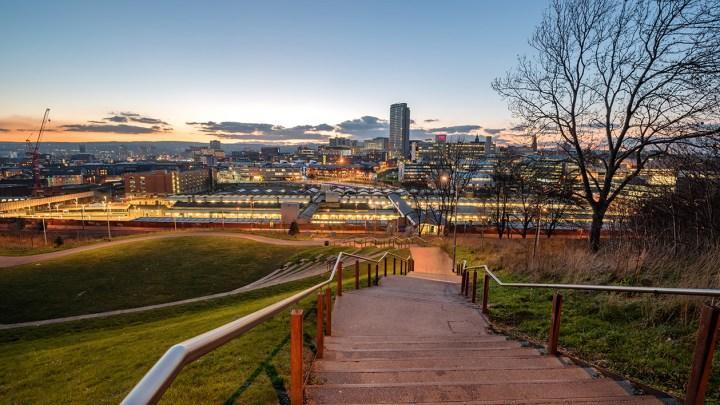 cheap staycation in Sheffield