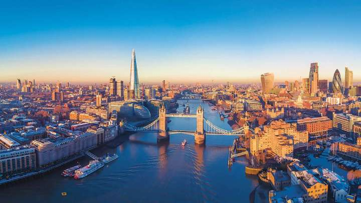 cheap staycation in London