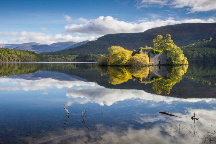 scotland wild swimming