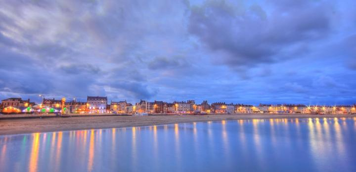 cheap staycation in Weymouth