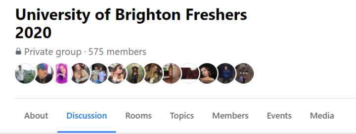 how to join freshers facebook groups