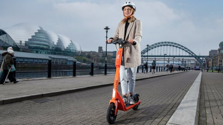 neuron scooters newcastle