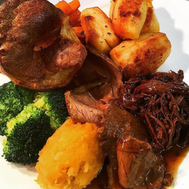 ceno best sunday roast southampton