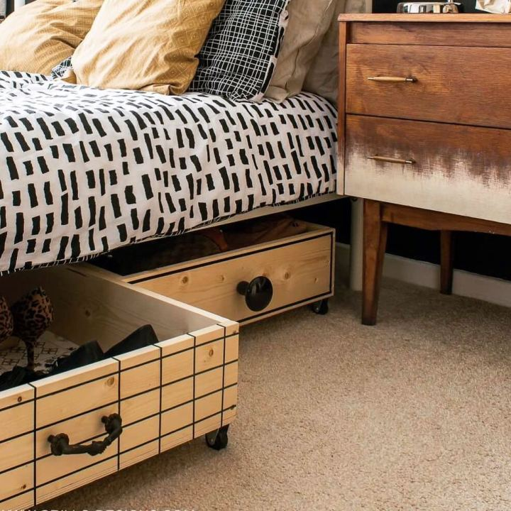 how to organise your bedroom