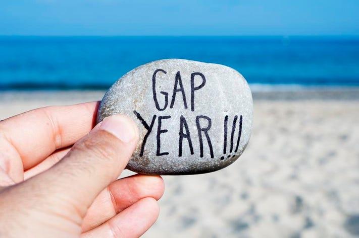 gap year advice